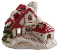 "Tealight house ""Braunlage"""