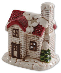 "Tealight house ""Harzgerode"""